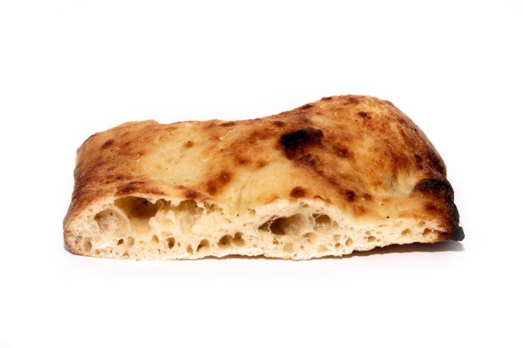 pizza bianca forno Sambucci dal 1920
